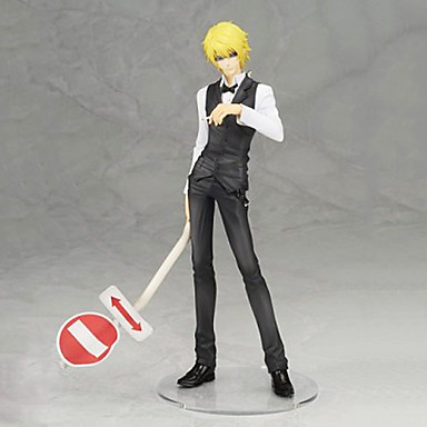 נתוני פעילות אנימה קיבל השראה מ DuRaRaRa Shizuo Heiwajima 25 CM צעצועי דגם בובת צעצוע