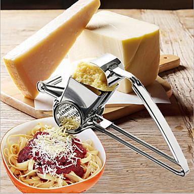 1 kpl Peeler & Grater For Juusto Muovi Korkealaatuinen / Creative Kitchen Gadget / Erikois