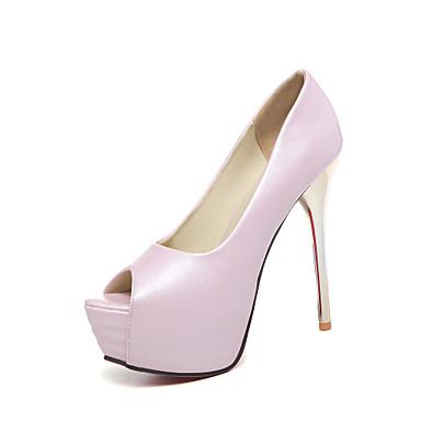 Fille Talon Printemps Habillé Eté Mariage Rose Aiguille Similicuir Chaussures Bleu Fuchsia 04995264 Femme 1WH4dq1