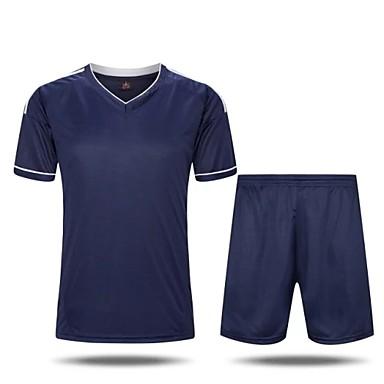 Muškarci Nogomet Majica + gaćice Kompleti odjeće/odijela Prozračnost Quick dry Moisture Permeability Visoka prozračnost (> 15.001 g)