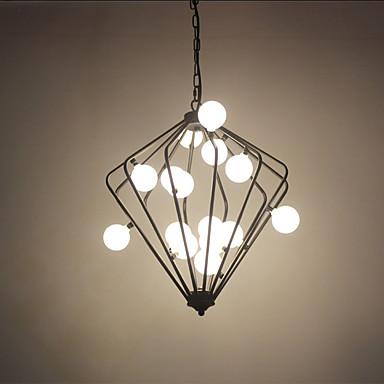 Pendelleuchten ,  Retro Korrektur Artikel Eigenschaft for LED MetallWohnzimmer Schlafzimmer Esszimmer Studierzimmer/Büro Kinderzimmer