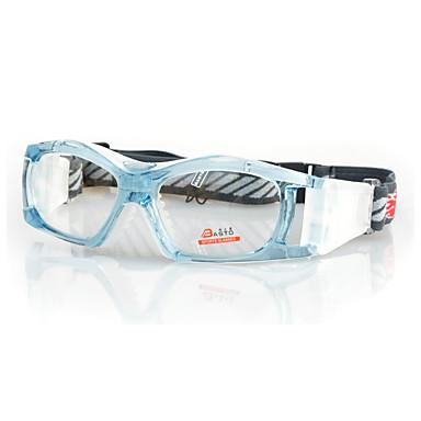 SonnenbrillenSport Hellblau Basketball Vollrandfassung