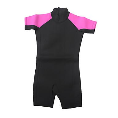 MYLEDI Homme Femme Enfant Combinaison Courte Etanche Garder au chaud Vestimentaire zip YKK Néoprène Tenue de plongée Combinaisons-