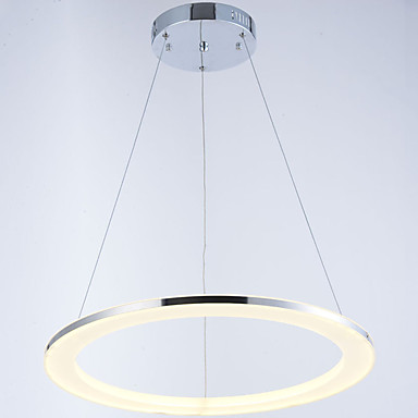 Pendelleuchten Raumbeleuchtung - Kristall LED, Modern / Zeitgenössisch, 110-120V 220-240V, Wärm Weiß Kühl Weiß, Inklusive Glühbirne