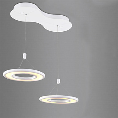 Privjesak Svjetla ,  Modern/Comtemporary Painting svojstvo for LED MetalLiving Room Bedroom Dining Room Kitchen Study Room/Office Dječja