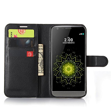 Hülle Für LG G5 Hüllen (Full Body) Other Spezial Design PU-Leder für