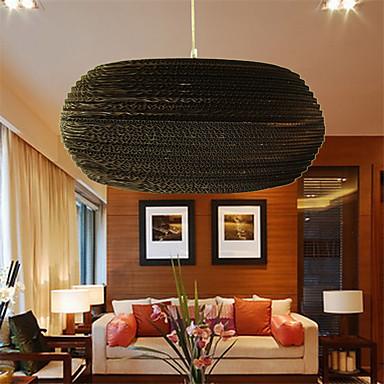 Pendelleuchten ,  Retro Andere Eigenschaft for LED Papier Wohnzimmer Schlafzimmer Esszimmer Studierzimmer/Büro Korridor