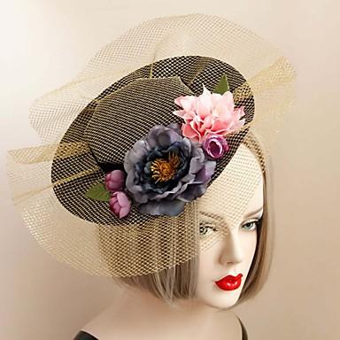 בדים כובעים headpiece מסיבת חתונה אלגנטית בסגנון נשי קלאסי