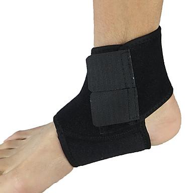 Tornozeleira Apoio Sports Facilita a dor / Protecção Taekwondo / Boxe / Fitness Preta