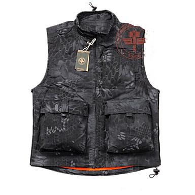 menns jakke jakt klær camping&tur / fiske / termisk / bærbar / Antistatisk / rask tørr / / vindtett