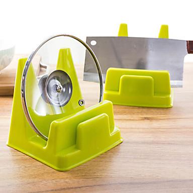 käytännöllinen keittiö potin telineeseen monitoiminäyttö telineitä valua satunnainen väri