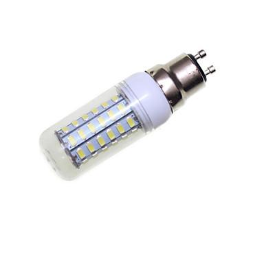 4W E14 G9 GU10 B22 E26/E27 Ampoules Maïs LED 56 diodes électroluminescentes SMD 5730 Décorative Blanc Chaud Blanc Froid