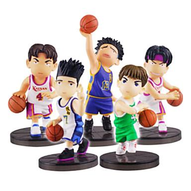 Anime Akcijske figure Inspirirana Slam Dunk Cosplay PVC 9 CM Model Igračke Doll igračkama