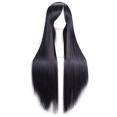 Synthetic Wig / Cosplay & Costume Wigs Straight Synthetic Hair Wig Women's Capless