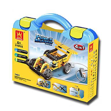 Kocke za slaganje za poklon Kocke za slaganje Igračka model i građenje Plastika Igračke za kućne ljubimce