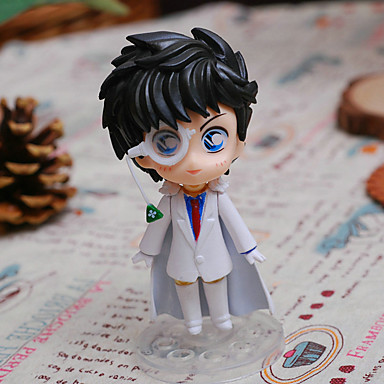 Anime Toimintahahmot Innoittamana Detective Conan Kid the Phantom Thief PVC 10 CM Malli lelut Doll Toy