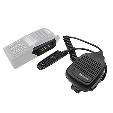 Baofeng kétirányú rádiós kézi hangszóró mikrofon mic-KMC-bf A58 BF-A58 bf9700