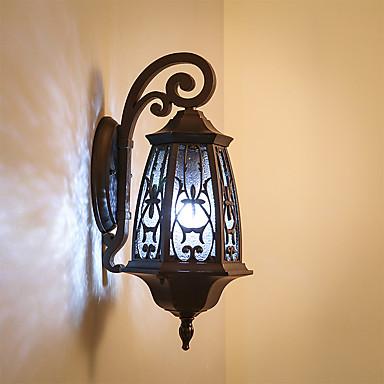 LED Wandleuchter,Modern/Zeitgemäß integrierte LED Metall