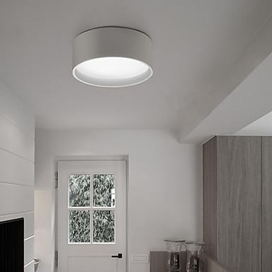מסורתי / קלסי LED צמודי תקרה Ambient Light עבור סלון חדר שינה מטבח חדר אוכל משרד 220-240V נורה כלולה