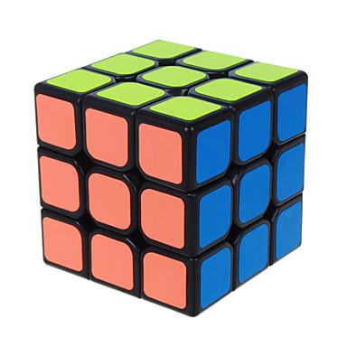 Rubiks kube QI YI Magisk Board 3*3*3 Glatt Hastighetskube Magiske kuber Kubisk Puslespill profesjonelt nivå Hastighet Gave Klassisk &