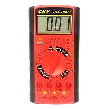 Chy vc9205a + rot für professinal Digitalmultimeter