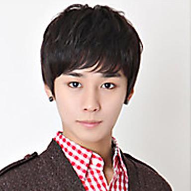 Japan und Südkorea handsome Studenten Perücke kurze Haare männlich Haar Nicht-Mainstream-Männer Perücke