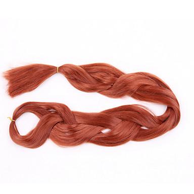 ג'מבו צמות Box Kanekalon #350 תוספות שיער 24