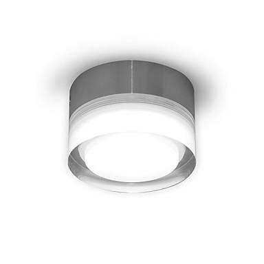 Takmonteret ,  Moderne / Nutidig Maleri Funktion for LED Metal Stue Soveværelse Spisestue