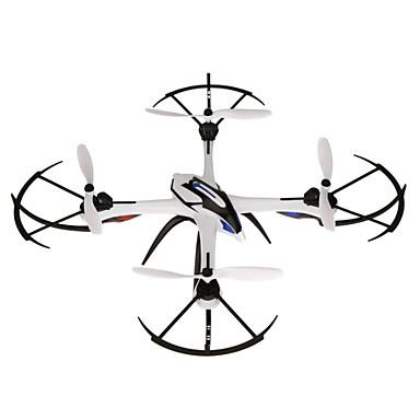 RC 드론 YiZHAN Tarantula X6 4CH 6 축 2.5G RC항공기 리턴용 1 키 / 자동 이륙 / 안전 장치 RC항공기 / 리모컨 / 카메라