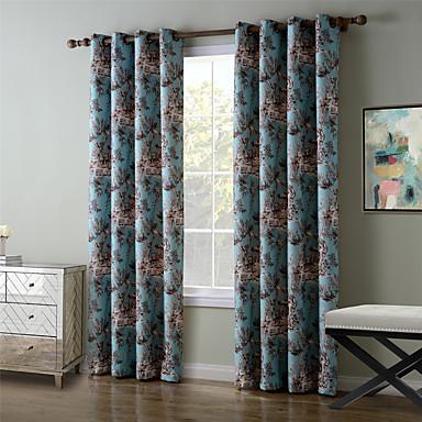 gardiner gardiner Stue Natur og landskap Polyester Trykk