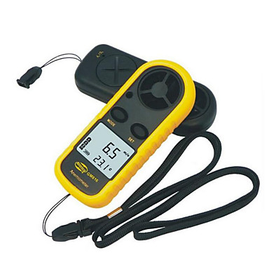 Benetech GM816 Gelb für Anemometer