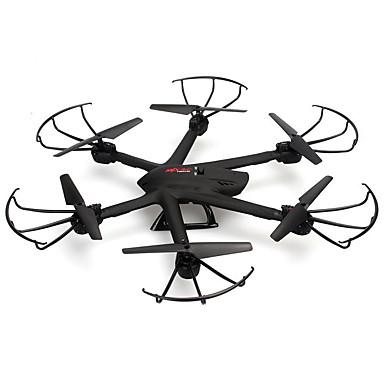 Drone MJX X600 4 Canaux 6 Axes Avec Caméra HD FPV Retour Automatique Mode Sans Tête Vol Rotatif De 360 Degrés Avec CaméraQuadri rotor RC