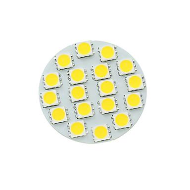 SENCART 5W 450-480 lm G4 LED Spot Lampen MR11 18 Leds SMD 5730 Abblendbar Warmes Weiß Kühles Weiß Natürliches Weiß DC 12V