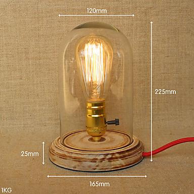Schreibtischlampen-Augenschutz-Modern/Zeitgemäß-Holz/Bambus