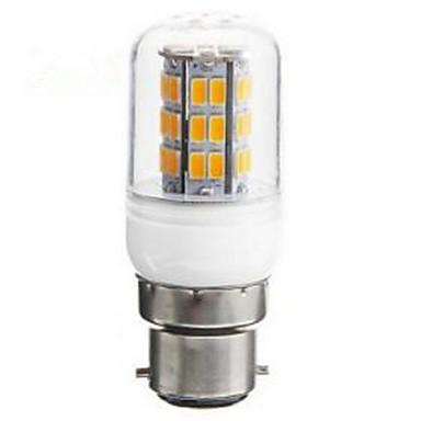 SENCART 5W 450-500 lm E14 G9 E26 B22 LED Mais-Birnen T 42 Leds SMD 5730 Warmes Weiß Kühles Weiß Wechselstrom 100-240V Wechselstrom 12V