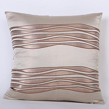 1 stk Polyester Putecover, Stripet Moderne / Nutidig