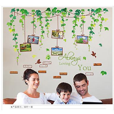 Botanisch / Romantik / Mode / Formen / 3D Wand-Sticker Flugzeug-Wand Sticker,pvc 60*90cm