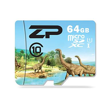 ZP 64GB Micro-SD-Karte TF-Karte Speicherkarte UHS-I U1 Class10