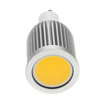 3000-3500/6000-6500lm GU10 LED Spot Lampen MR16 1 LED-Perlen COB Dekorativ Warmes Weiß / Kühles Weiß 85-265V
