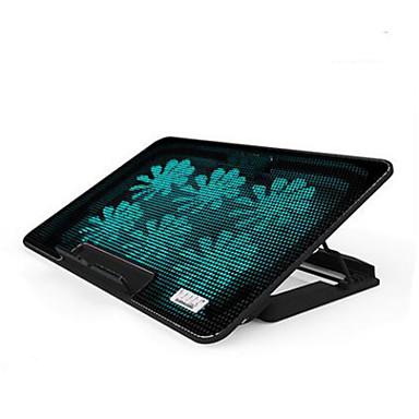 hat rajongó ergonomikus állítható hűtő hűtő pad tartóval pc laptop notebook