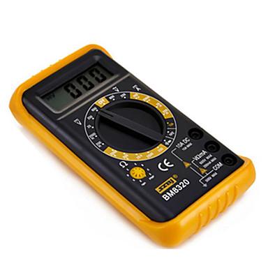 의 professinal 디지털 멀티 미터 노란색 szbj bm8320