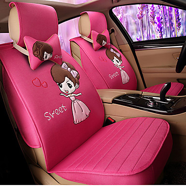 Cute Car Seat Cover Universal Fits Protector Covers Set 5052502 2018 9599