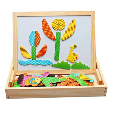 40*12*5mm Jouets Aimantés Jeu de Dessin / Tablettes de Dessin / Jouets Aimantés Classique Magnétique / Amusement Enfant Cadeau