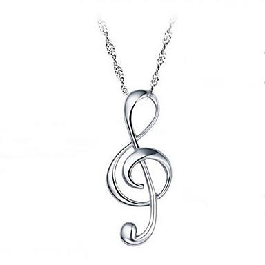 Charmes pour Bracelets Argent sterling Notes de musique Bijoux Mariage Soirée Quotidien 1set