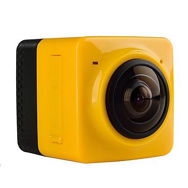 hd 360 graus câmera panorâmica mini-esportes ao ar livre câmeras digitais micro SDHC gravadores de cartão wi-fi dv
