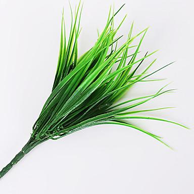 1 Gren Planter Gulvblomst Kunstige blomster