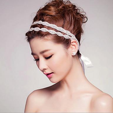 Cetim Headbands 1 Casamento Ocasião Especial Capacete
