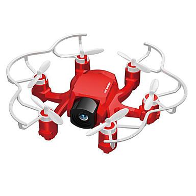 RC Drone FQ777 126C 4CH 6 Eixos 2.4G Com Câmera HD de 2.0MP Quadcópero com CR Retorno Com 1 Botão / Modo Espelho Inteligente / Vôo
