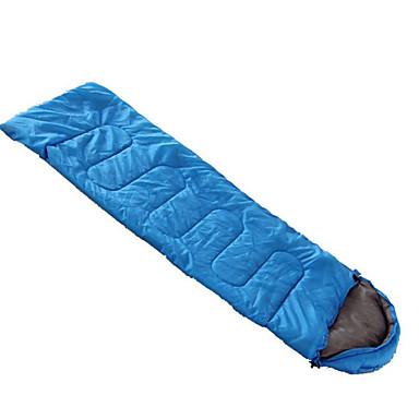 Schlafsack Rechteckiger Schlafsack 20°C warm halten Extraleicht(UL) Windundurchlässig 180 Strand Camping Draußen Reisen Einzelbett(150 x