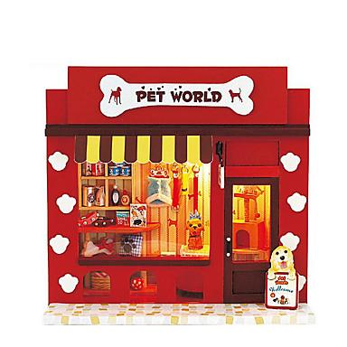 diy hutte chi maison animaux fun fabricants lumineux paradis vente en gros valentines créatifs cadeaux de jour des cadeaux faits main